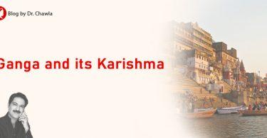 GANGA AND ITS KARISHAMA
